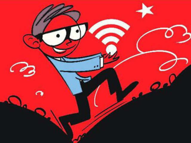 Government is looking for a speedy roll out of Wi-Fi at select public places in top 25 cities with population of over 10 lakh by June 2015.