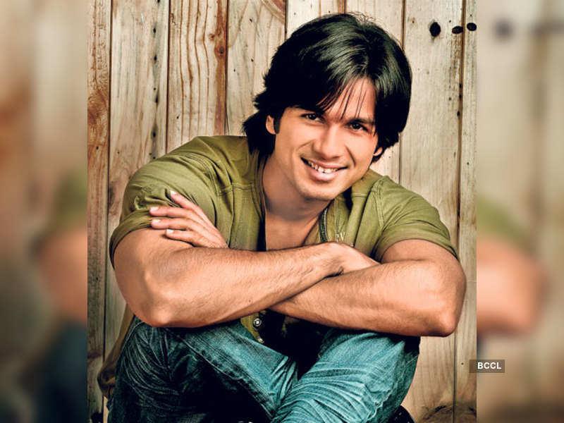 Shahid's on a shooting spree! | Hindi Movie News - Times ...