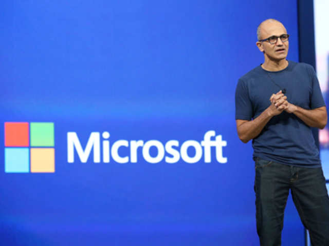 Satya Nadellasaid that Microsoft is looking forward to partner with the Digital India and Make in Indiaprogrammesof the government.