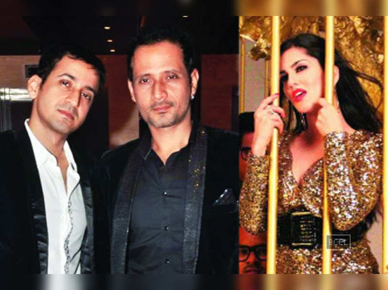 Meet Brothers and Sunny Leone