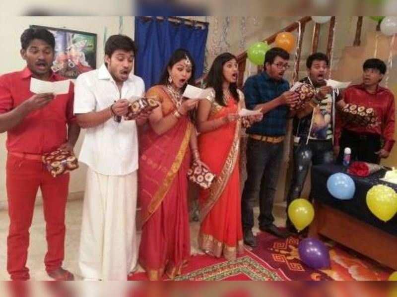 Gangatho Rambabu completes 500 episodes