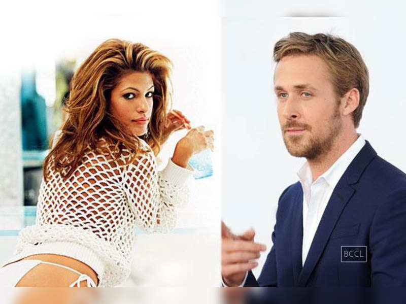 Ryan Gosling Eva Mendes And Ryan Gosling Think Split Rumours Are Ridiculous English Movie News Times Of India