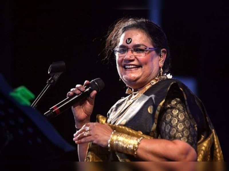 Usha Uthup: Veteran Usha Uthup to wow audiences in the city | Kannada Movie  News - Times of India