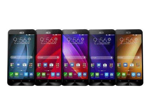 CES 2015: Asus unveils ZenFone 2 smartphone with 4GB RAM