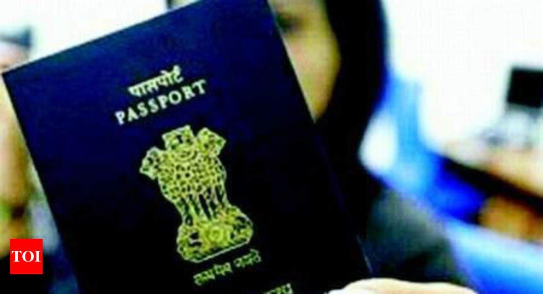 Born In Nagaland You Wont Get Tatkal Passport India News Times