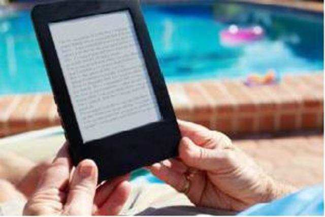E book ebook readers fail to kindle sales in india gadgets now more and more indians may be getting comfortable with online buying but that has not fandeluxe Choice Image