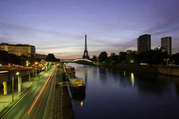 Paris in the afterhours