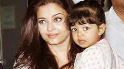 Aishwarya Rai Bachchan talks about Aaradhya's makeup