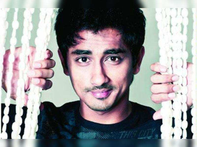 Siddharth is unlucky in love