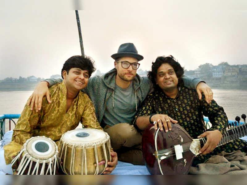 Rapster MC Yogi's visit to Varanasi