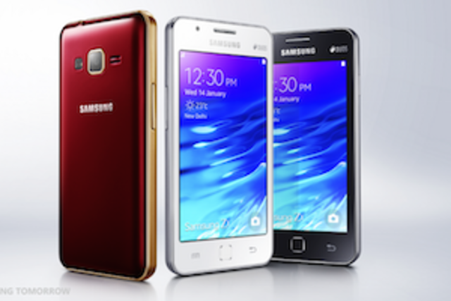 The phone will be available starting 14 January in white, black and wine redcolours.
