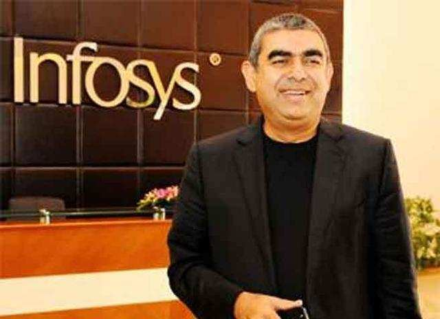 Infosys's market performance has been improving with every quarter and its latest quarterly results are reflective of that, says its CEO Vishal Sikka.