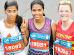 Celebs at Mumbai Marathon 2015