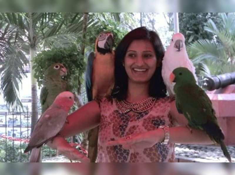 Soumya loves to travel