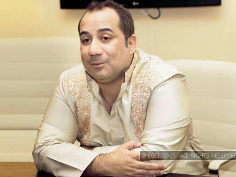 I still cry remembering Nusrat Fateh Ali Khan sahab: Rahat
