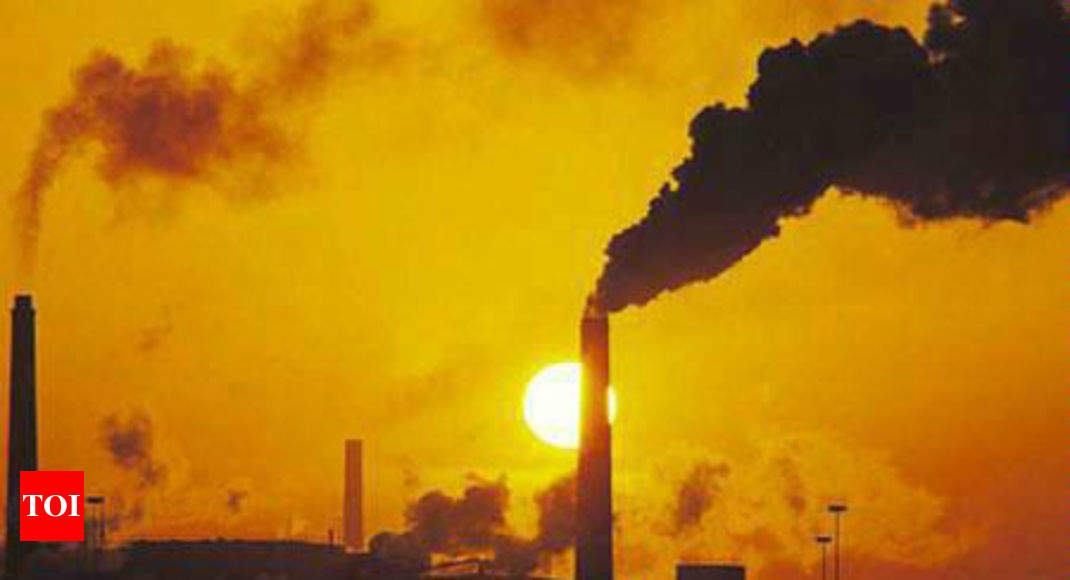 Misleading statistics can't cut Gurgaon's air pollution - Times of India