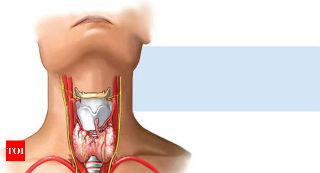 1 In 10 Indians Suffer From Thyroid Disorder Study India News