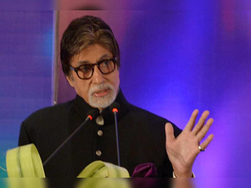 Amitabh Bachchan: Overwhelmed by Padma Vibhushan award