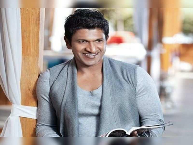 Puneeth Rajkumar is the next James Bond?