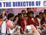Vinay Rajkumar promotes Sidhartha