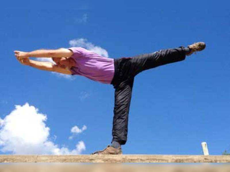 Good balance requires mental and physical fitness (Getty Images)