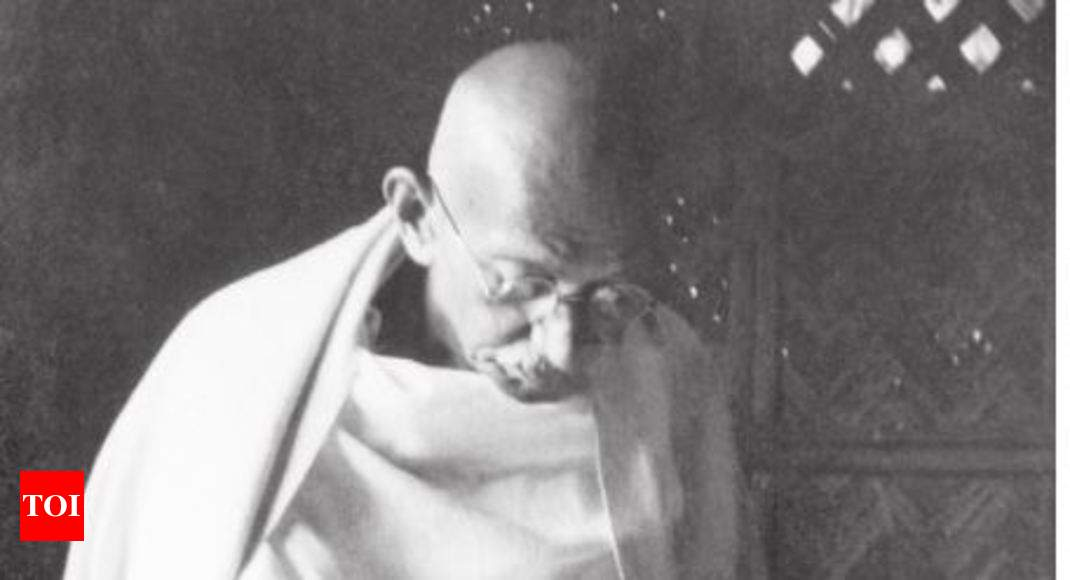 Gandhi and the art of dying - Times of India