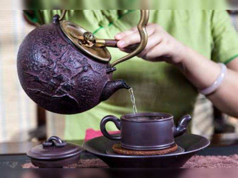 Will purple tea replace green tea as new health drink. (Getty Image)
