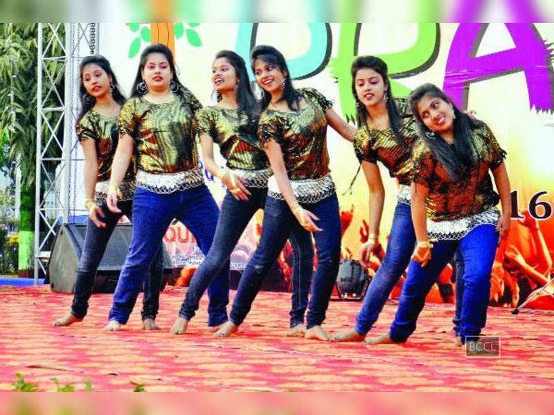 Pragyotsav Pragyotsav The Annual Cultural Fest Of Patna Women S College Held In The City Events Movie News Times Of India