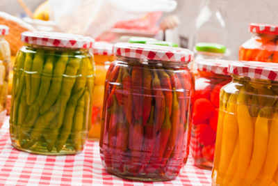 Pickled and fermented foods are in vogue