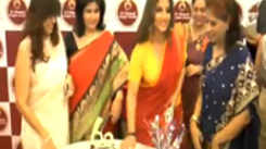 Bollywood celebs felicitated at KC College