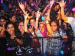 DJ night party