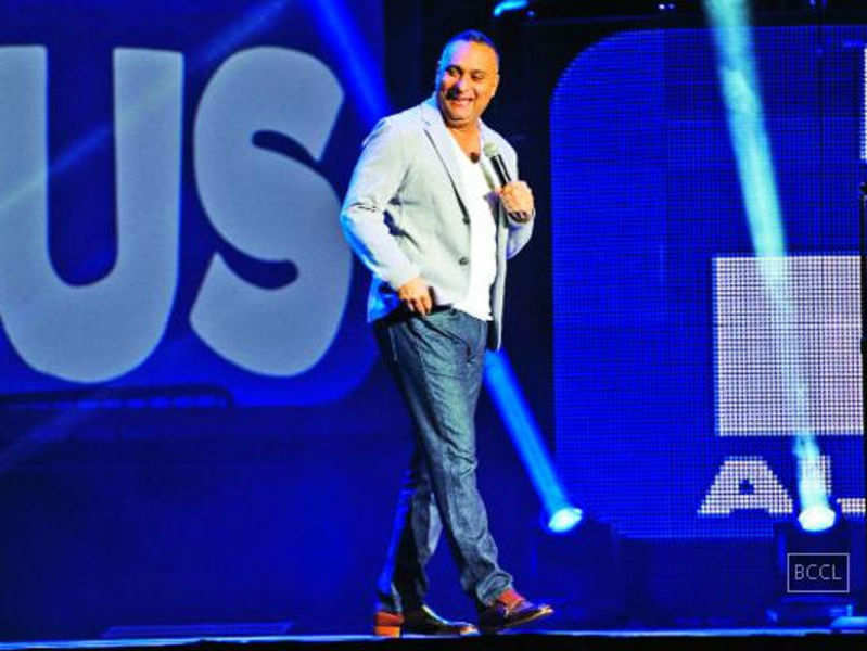 I never have to change my act for Indian audiences: Russell Peters