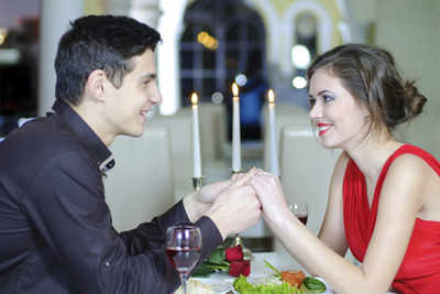 5 ways to make your meal romantic