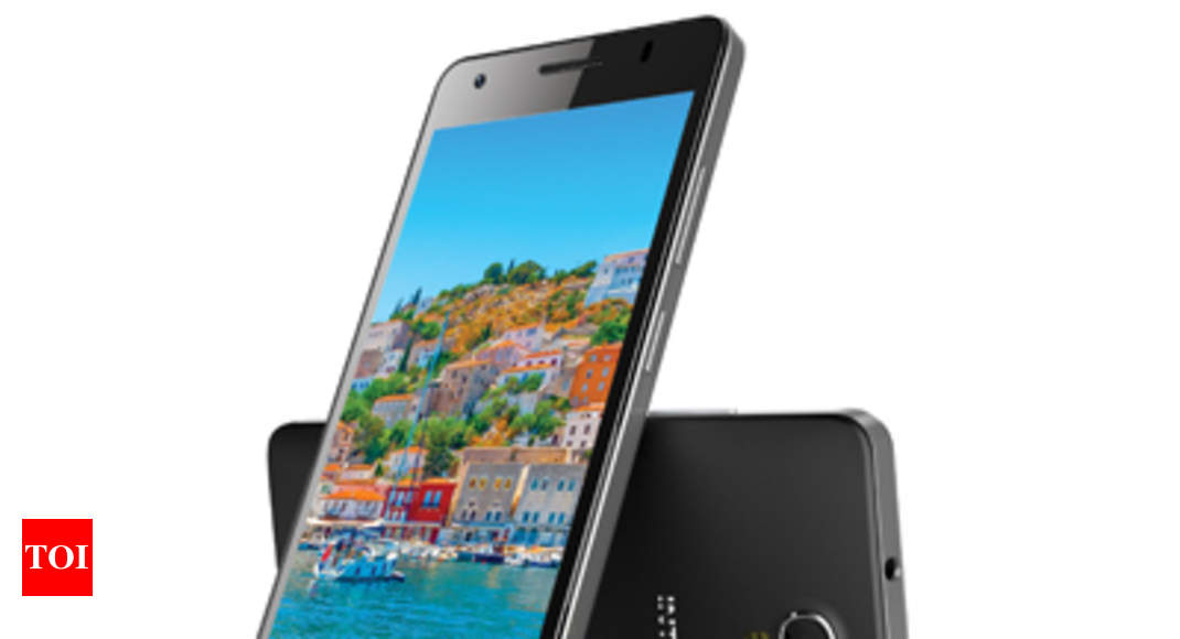 Intex Aqua Star II smartphone launched at Rs 5,999 - Times