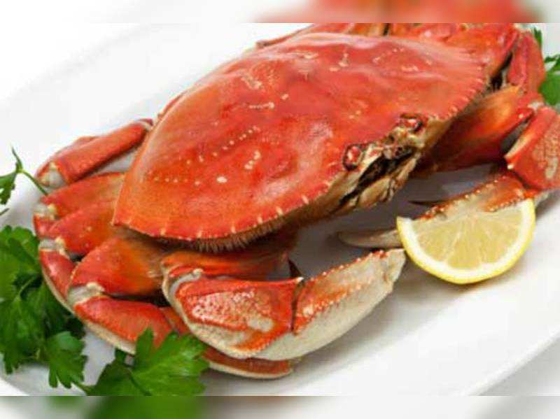 Health Benefits Of Eating Crab Meat Times Of India