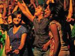 Naresh Iyer performs at Crossroads '15