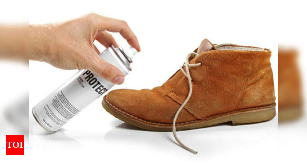 Easy ways to clean suede shoes - Times
