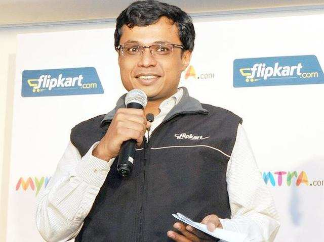 Bengaluru-based company's co-founder and CEO Sachin Bansal would continue to spearhead the e-commerce biggie at the top.