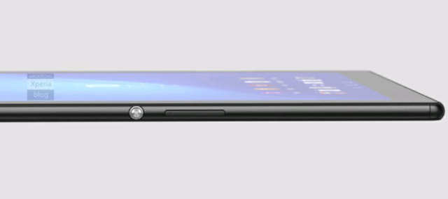 Sony Xperia Z4 Tablet design, features leaked - Latest News