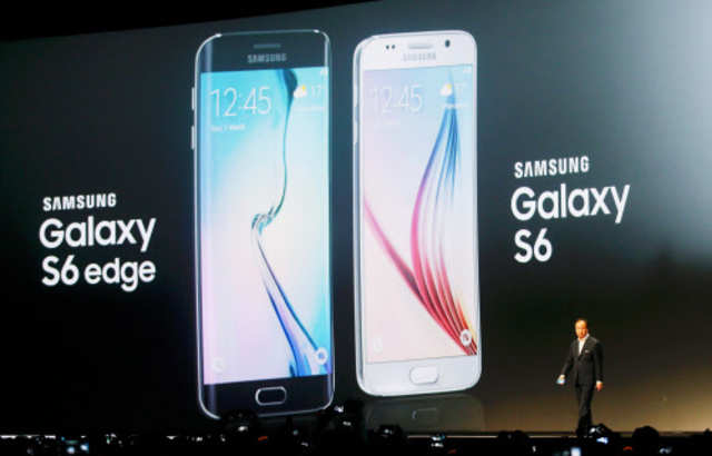 Samsung has gone for a total reboot of its smartphone line with yesterday's unveiling of GalaxyS6andS6Edge smartphones.