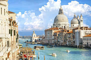Discover Venice's history