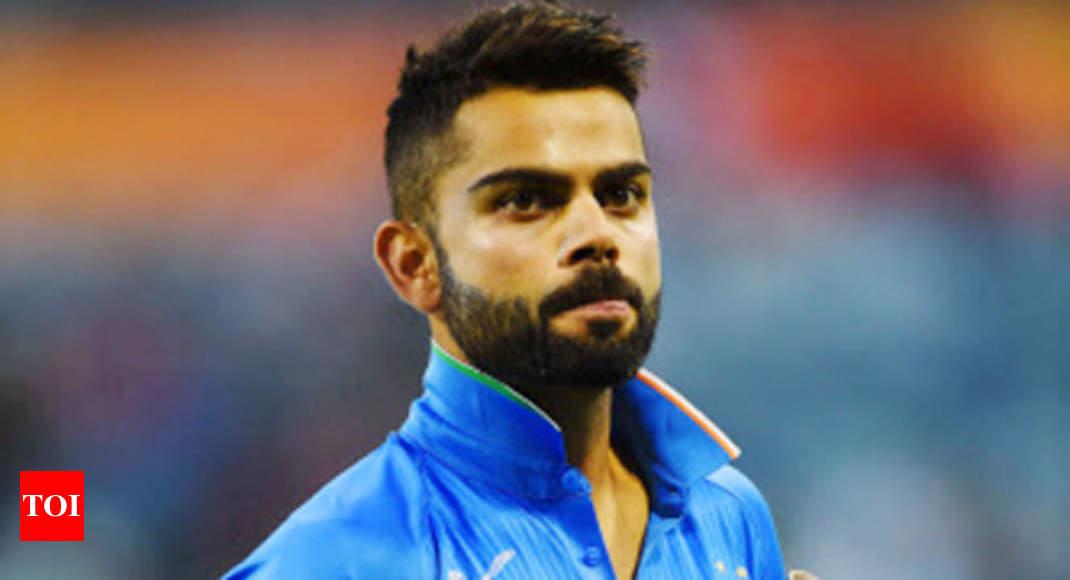 Virat Kohli Shows His Dark Side Again New Zealand In India 2016