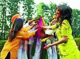 Quick Holi party themes you can depend on