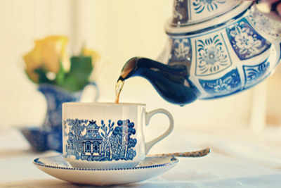 All about savouring a cup of tea