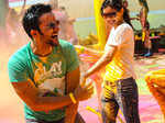 Vineet Jain's Holi Party '15: Celebs