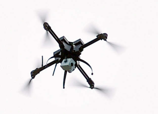 Dronesare starting to make a regular appearance at elite weddings, and are being used as a tool ofweddingvideography.