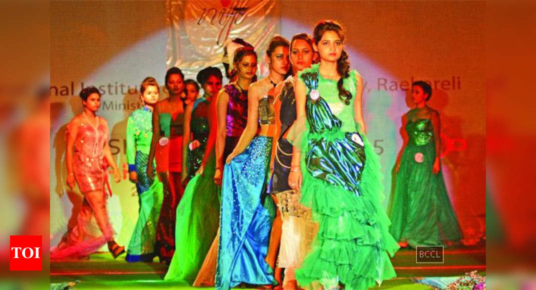 Fashion Spectrum 2015 Held At National Institute Of Fashion Technology In Lucknow Events Movie News Times Of India