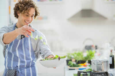 How to rejuvenate while cooking at home