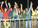 Indian Ocean performs @ IP University