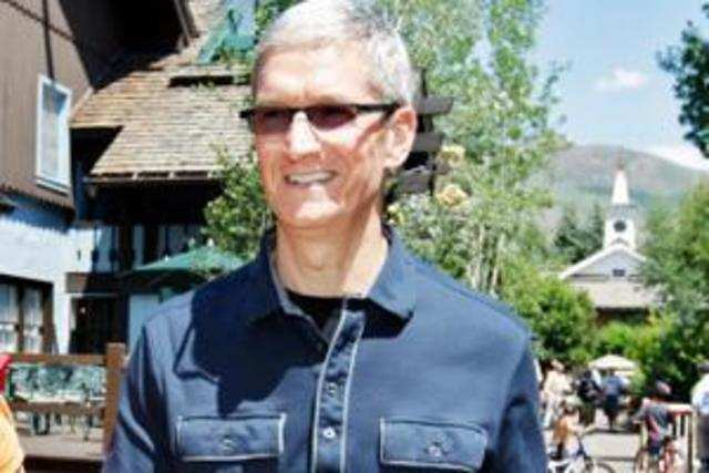 Apple CEO Tim Cook offered to donate a portion of his liver to Steve Jobs when he was in need of a donor.